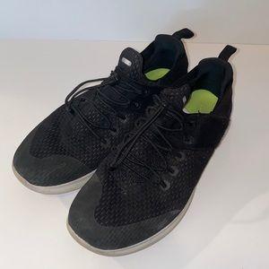 Nike Black & White Sneakers Women's Sz 9